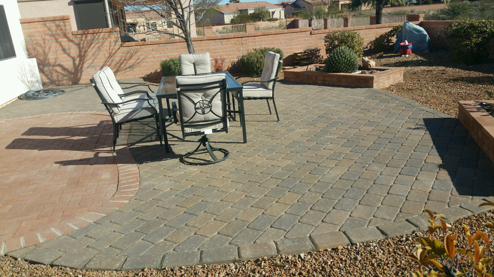 Extension to Patio
