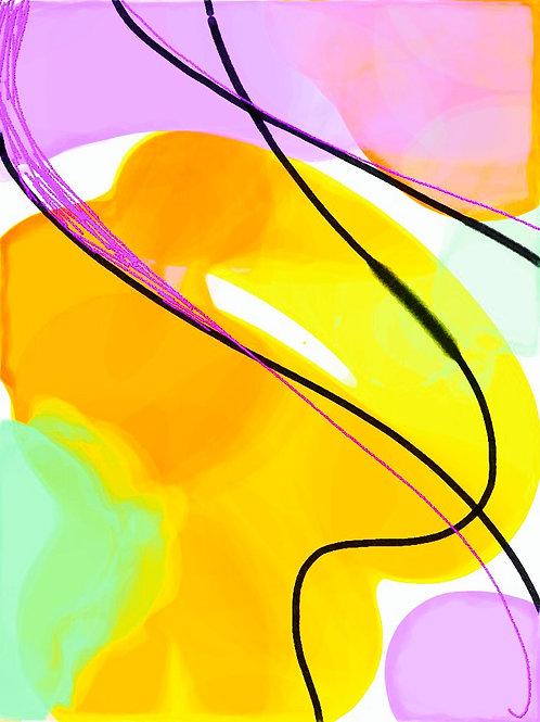 iPad Paintings
