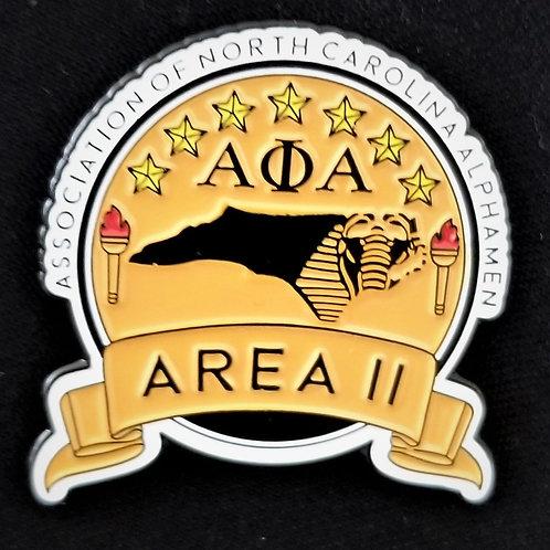 ANCA Area II Lapel Pin