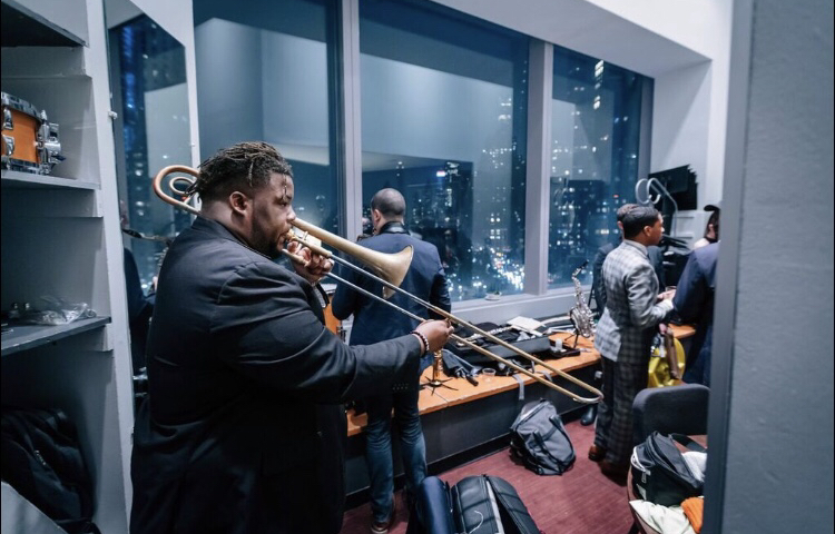 Backstage, Dizzy's NYC