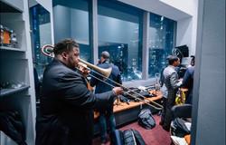 Backstage, Dizzy's NYC