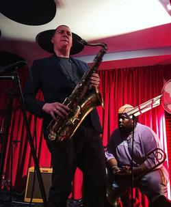 Special Club, NYC with Jeffery Miller