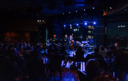 Sold out show, Dizzy's NYC