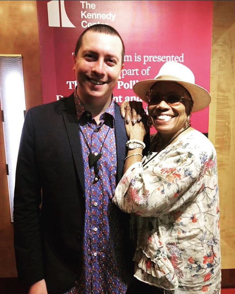 Kennedy Center, with Dee Dee Bridgewater