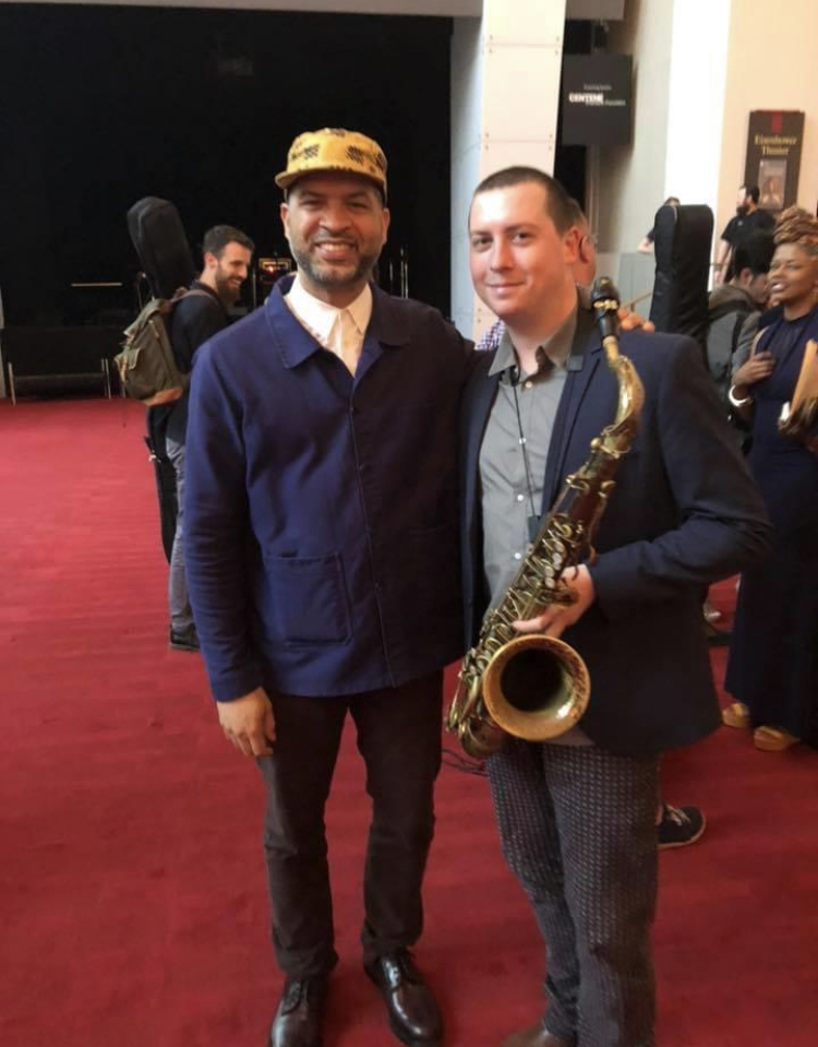 Kennedy Center with Jason Moran