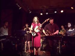 Claire Hitchens Band, Roanoke VA
