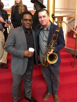 Kennedy Center with Marcus Printup