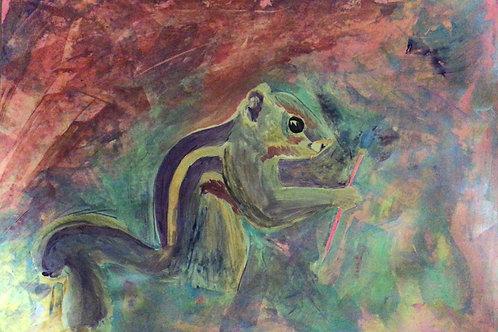Squirrel Brush