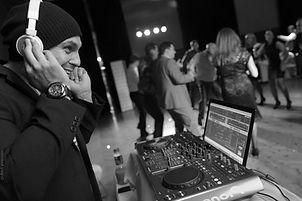 Ди-джей, звукорежиссер на корпоратив в Германии