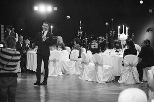Ведущий на свадьбу в Германии