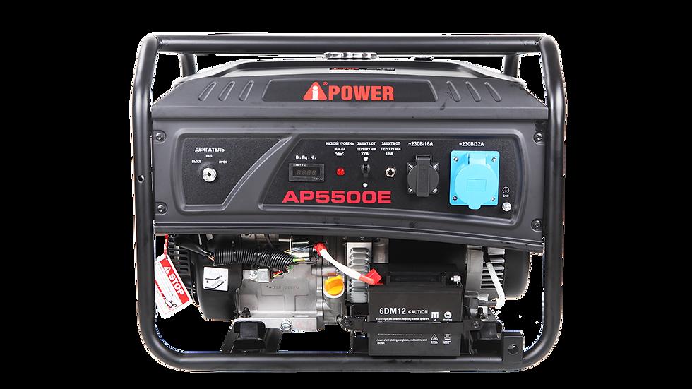 Бензиновый Генератор A-IPOWER LITE AP5500E