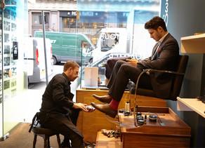 The shoeshine boy indicator