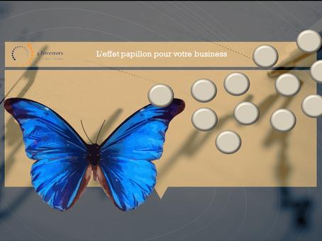 Question n°6 : Connaissez-vous les 5 contributeurs de l'effet papillon pour votre entreprise ?