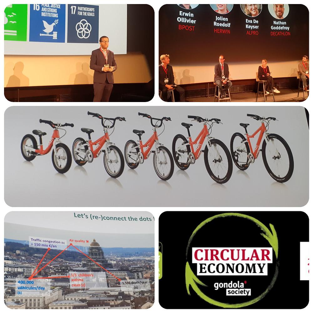 circular economy - Decathlon - 4Investors
