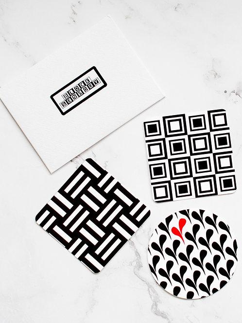 3 Sensory Decal Stickers
