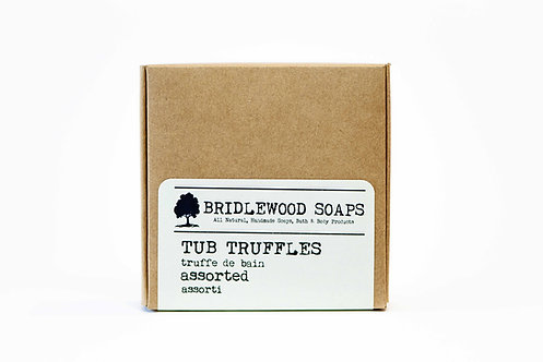 Tub Truffles (Pack of 4)