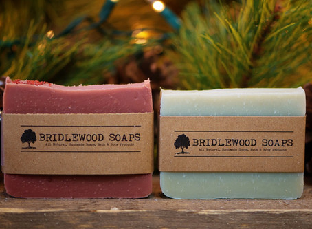 Get In The Festive Spirit With Bridlewood Soaps!