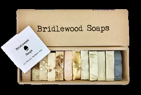 12 Soap Gift Box