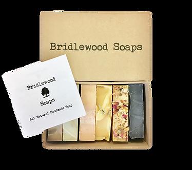 6 Soap Gift Box