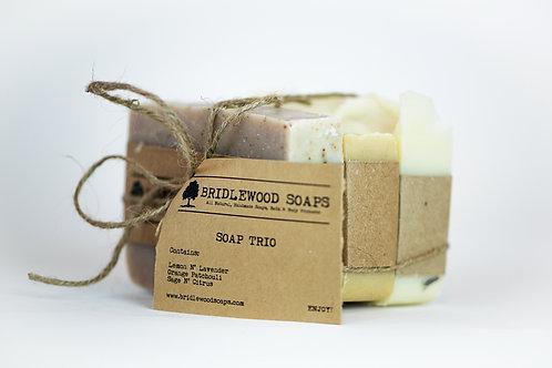 Soap Trio