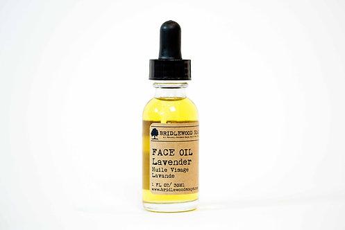 Lavender Face Oil