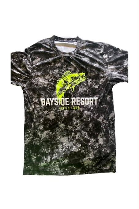 Bayside T-shirt Black