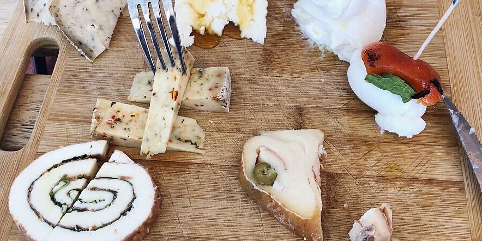 Mozzarella Cheese Tasting 101