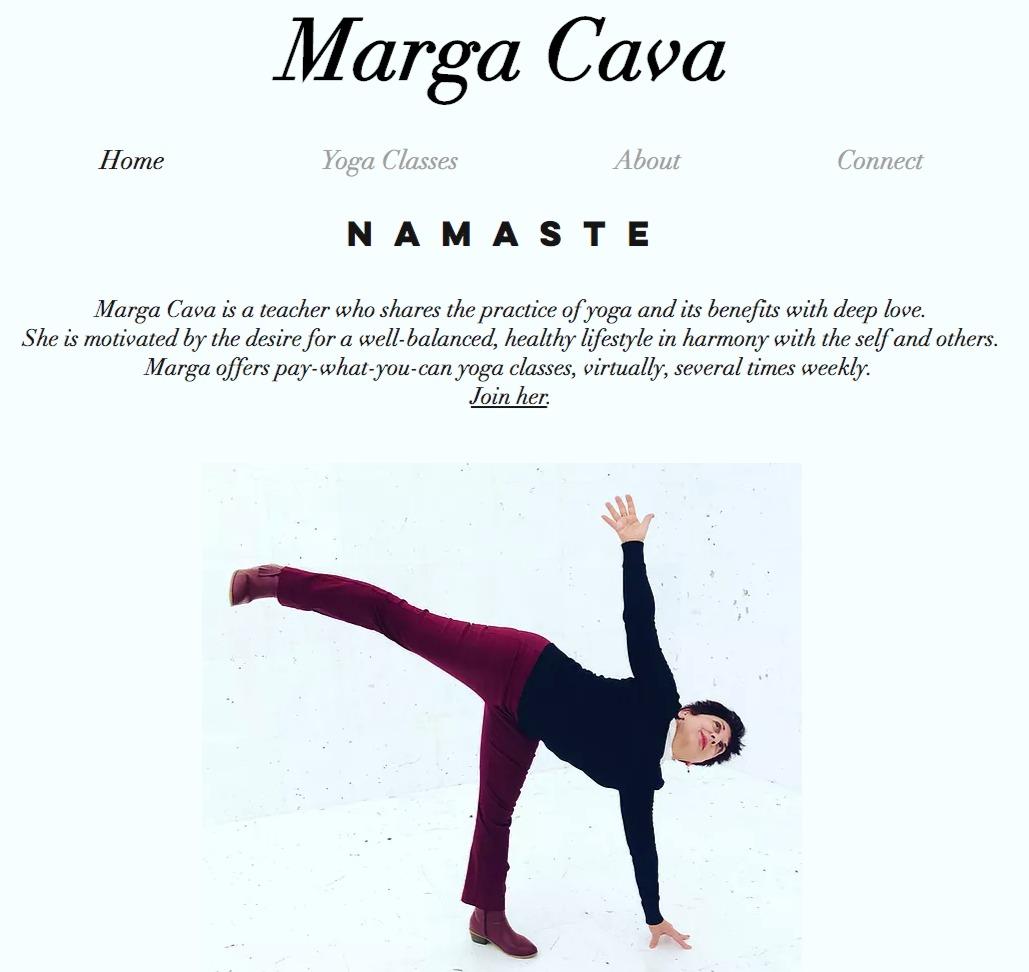 Instructor de Yoga