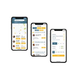Gig-based Recruitment Mobile App (2018)