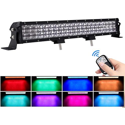 LED Light Bars - Color Changing