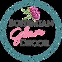 Logo Bohemian Glam Decor.png