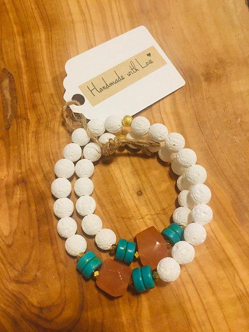 Mommy & Me Connected Bracelets: Calm