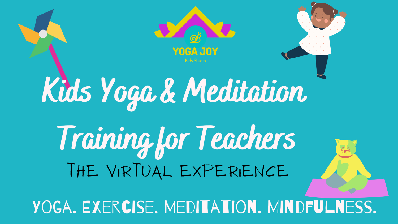 Kids Yoga Training for Teachers