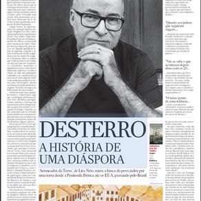 """Estadão: """"A história de uma diáspora"""""""