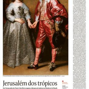 """Folha: """"Jerusalém dos trópicos"""""""