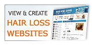 Hair Loss Website