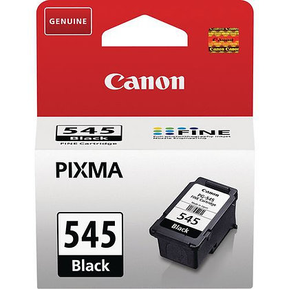 Cartouche d'encre Canon PG545 Noir