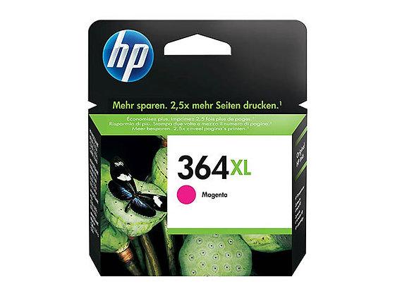 Cartouche d'encre HP364XL Magenta