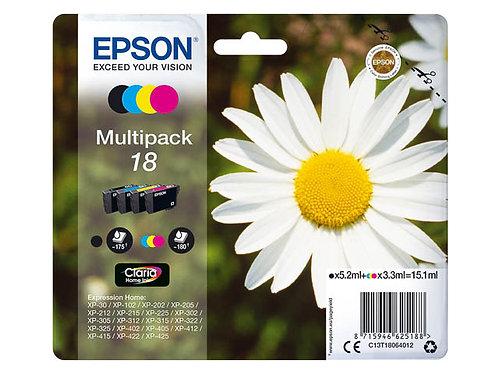Pack Epson 18