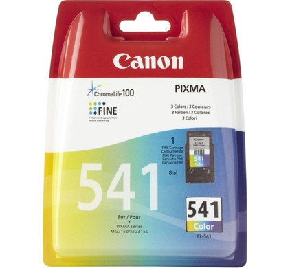 Cartouche d'encre Canon CL541 Couleurs