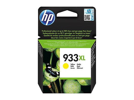 Cartouche d'encre HP933XL Jaune