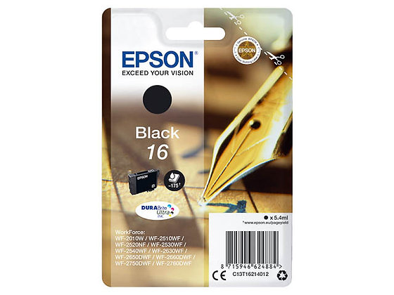 Epson 16 Noir