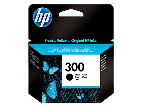 Cartouche d'encre HP300 Noir