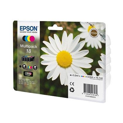 Pack Epson T1806 Original