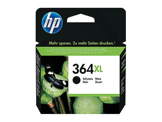 Cartouche d'encre HP364 XL Noir