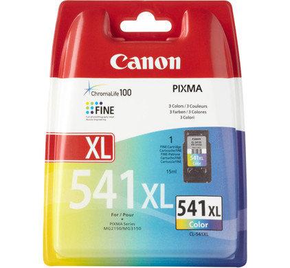 Cartouche d'encre Canon CL541XL Couleurs