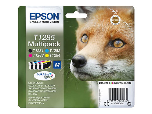 Pack Epson T1285