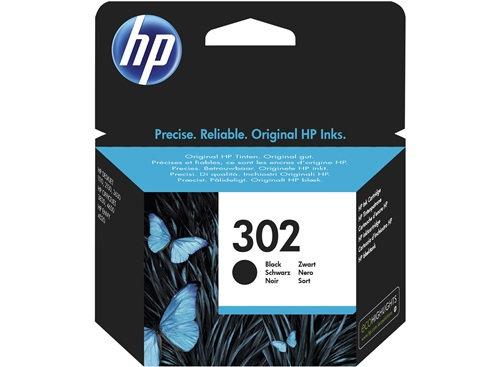 Cartouche d'encre HP302 Noir