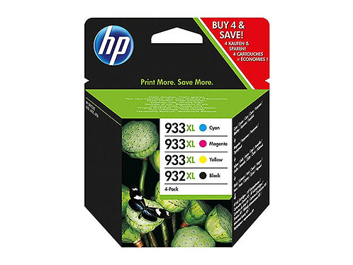 Pack cartouches d'encre HP932-933XL