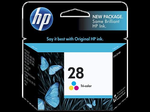 Cartouche d'encre HP28 - Couleurs